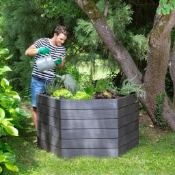 Ergo Wood Hochbeet System XL