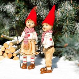 Winterkinder Maxerl & Gabi