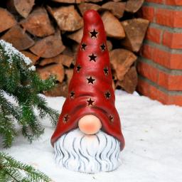 Weihnachtswichtel Knubbi, groß