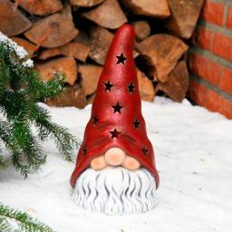 Weihnachtswichtel Knubbi, mittel