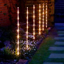 LED-Leuchtstäbe, 6er-Set