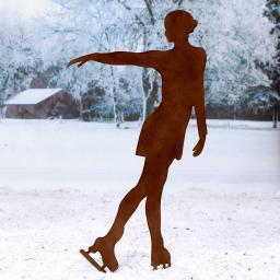 Beetstecker Eiskunstläuferin Amanda