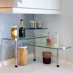 Küchen-Eckregal Space