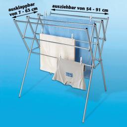 Teleskop-Wäschetrockner Flexi