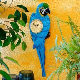 Papageien-Uhr Jacko