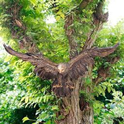 Gartenfigur Adler Magnus