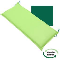 Sitzbank-Kissen Samba Anisa, 110 cm, mint/grün
