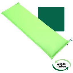 Sitzbank-Kissen Samba Anisa, 150 cm, mint/grün