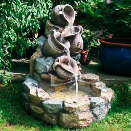 Brunnen Krug-Ensemble