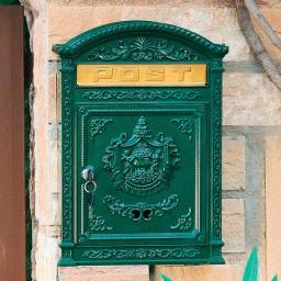 Briefkasten Charleroi