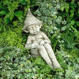 Gartenfigur Troll Hinzelchen