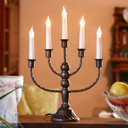 Kerzenleuchter Modern Castle, 5-flammig