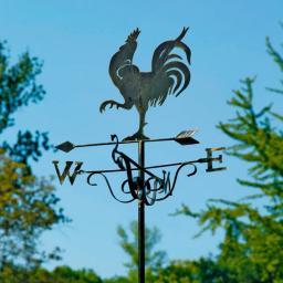 Wetterhahn - Windfahne Südwind