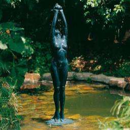 Wasserspiel Venus, groß