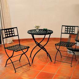 Sitzgruppe Kleine Runde Casablanca
