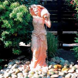 Garten-Skulptur Athena, klein