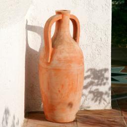 Terracotta-Amphore Attika