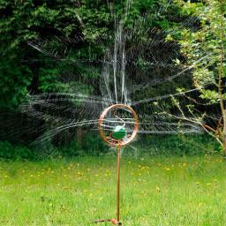 Wassersprinkler Rasensprenger Rain Dance