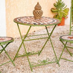 Mosaik-Tisch Roma antica