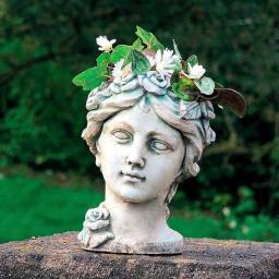 Pflanzgefäß Rose