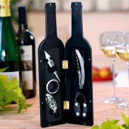 Weinset Botella de Vino, 6-teilig