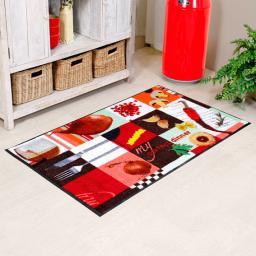 Komfort-Fußmatte Küchenzauber, Läufer, 60 x 180 cm