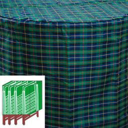 Klappstuhl-Schutzhülle, grün