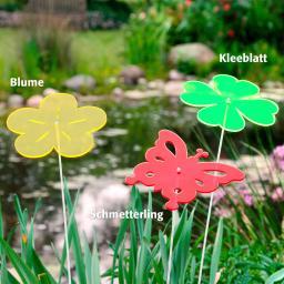 Acryl-Lichtfänger Schmetterling