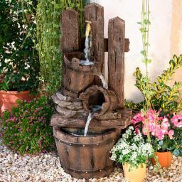 Wasserspiel Rustico