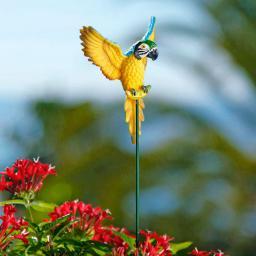 Blumenstecker Kleiner Ara