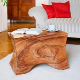 Sitzhocker/Couchtisch Da Capo