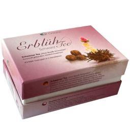 Erblüh-Teekugeln Schwarztee, 6 Stück