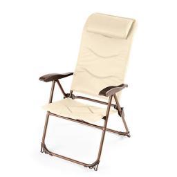 Camping-Stuhl Lido, creme