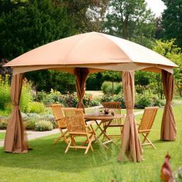 Garten-Pavillon Luxury Palace groß