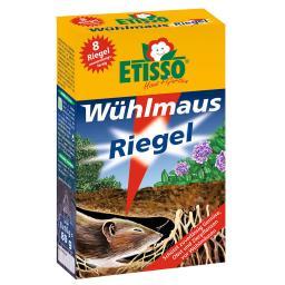 Etisso Wühlmaus-Riegel, 8 Riegel
