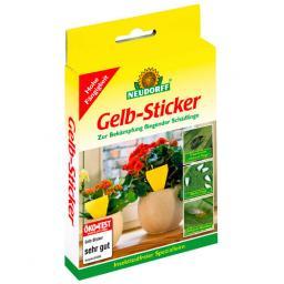 Neudorff® Gelb-Sticker, 10 Stück