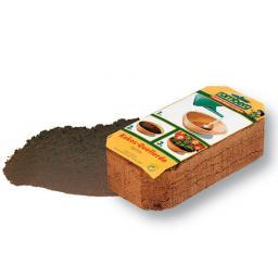 Kokos-Quellerde, 2 Stück je 1 Liter