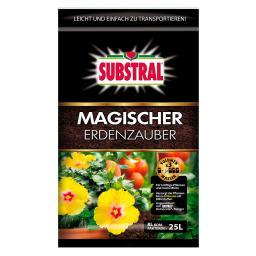 Substral Magischer Erdenzauber, 8 Liter Substrat