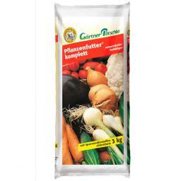 GP Pflanzenfutter® komplett, 3 kg