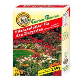 GP Pflanzenfutter® für den Ziergarten, 2,5 kg