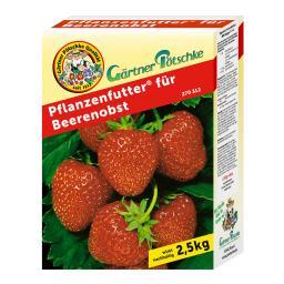 Pflanzenfutter für Beerenobst, 2,5 kg
