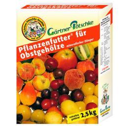 GP Pflanzenfutter® für Obstgehölze, 2,5 kg