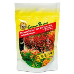 Pflanzenfutter für Garten- und Balkonblumen, 300 g