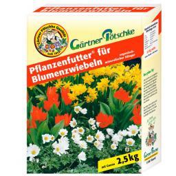 GP Pflanzenfutter® für Blumenzwiebeln, 2,5 kg