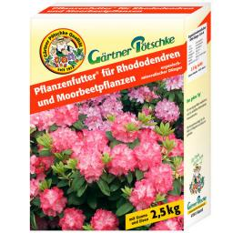 GP Pflanzenfutter® für Rhododendren, 2,5 kg