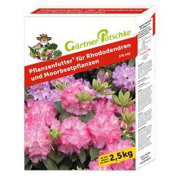 Pflanzenfutter für Rhododendren, 2,5 kg