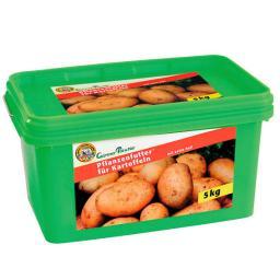 Gärtner Pötschke Pflanzenfutter für Kartoffeln, 5 kg