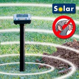 Solar-Schädlingsvertreiber (Maulwurf, Wühlmaus)