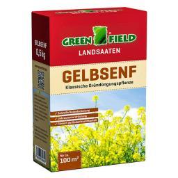 Bodenkur Gelbsenf Samen, 0,5 kg