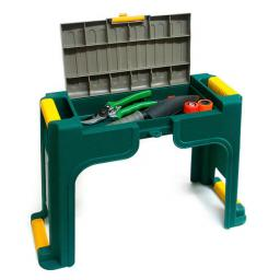 Gartenhocker 3 in 1